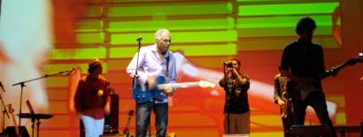 FUTURÍVEL – Show com Gilberto Gil imagens de VJ SCAN